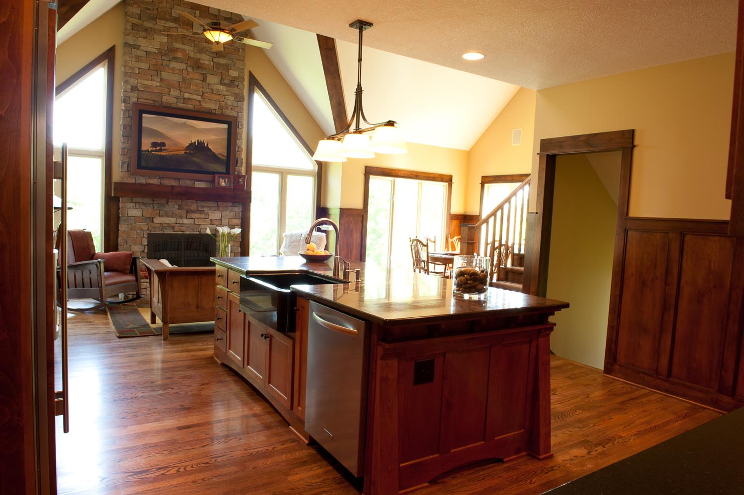 Kansas City Bathroom Remodeler Kitchen Remodeling Room Additions Basement