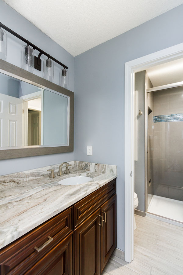 Kansas City Bathroom Remodel - RWS Home Remodeling