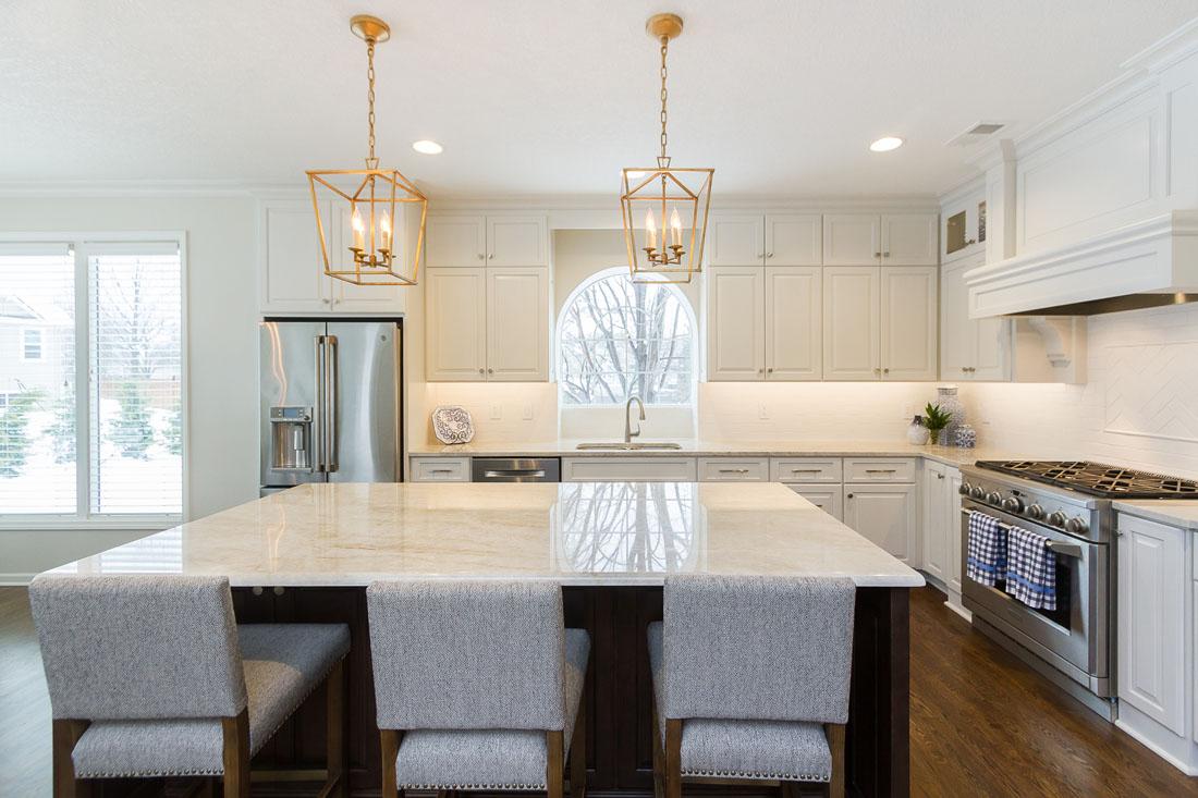 overland park kitchen remodel - rws home remodeling